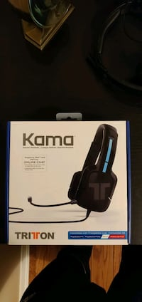 Kama Tritton Headphones NEW Vaughan