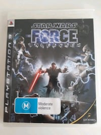 PS3 Star Wars force unleashed Adnan Menderes, 77200