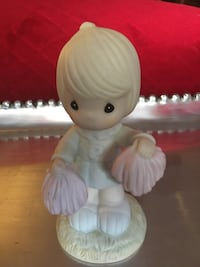 Precious Moments Cheerleader Figurine