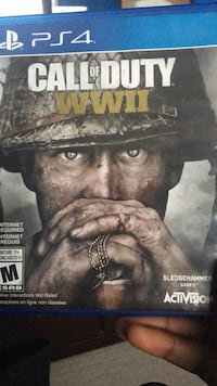 Call of Duty WWII full game  Ajax, L1T 0E7