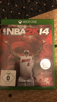 NBA 2K14 Xbox One Spieletui Limburg, 65549