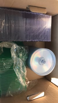 Cds and cases , T8T 0A8