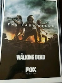 TWD Last Stand Poster  Bunker Hill, 25413