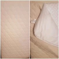 white and gray bed mattress London, N6A 1A6