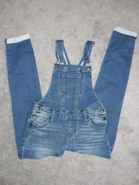 Young girls Justice overalls 7/8 Riverside, 92503