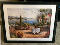 Framed Italian Landscape Paintings Port Richey, 34668