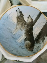 Wolf Collector Plates Palm Coast, 32137