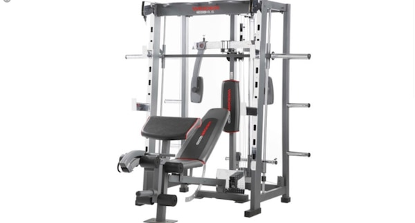 Used all in one complete home gym with weights for sale in new york