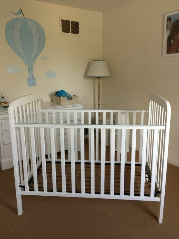 Used Wooden Crib By Young America Stanley Furniture For In Westhampton Beach Letgo