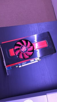 red and silver Radeon graphics card Tarrytown, 10591