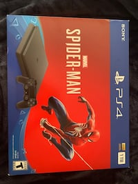 PlayStation 4 Slim 1TB Spider-Man Bundle Hyattsville, 20781