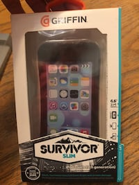 New Griffin Survivor iPod 5 Military Ribbed Rubber Case Adelanto, 92301