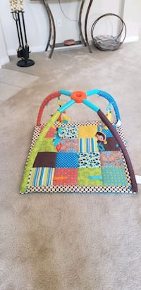 Play Mat- Tummy Time
