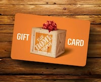 The Home Depot gift card Toronto, M5G 2C4