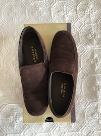Brown Suede Hush Puppies Chicago, 60657