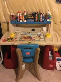 Art/Painting table and chair for kids Caledon, L7C 3X8