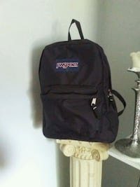 Jan sport black backpack  London, N6A 1V4