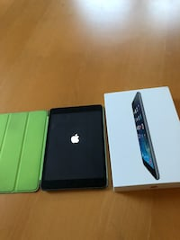 IPad mini, comes with original box, Smart Cover, screen protector Great Falls, 22066