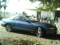 Ford - Mustang - 1995 has title and registration