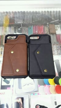 Iphone 7, 7+, 8, 8+ back wallet cases  Dallas, 75220