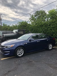 Kia - Optima - 2016 New Orleans