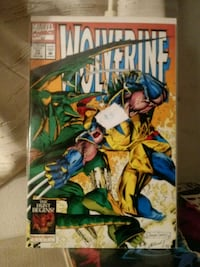 Wolverine comic book Holiday, 34691