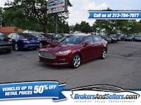 2015 Ford Fusion SE AWD Taylor