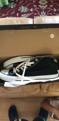 black and white Converse All Star low-top sneaker Oxnard, 93033