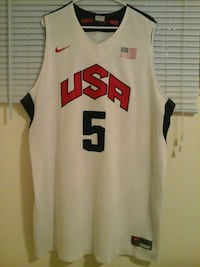 Kevin Durant USA National jersey Silver Spring, 20902