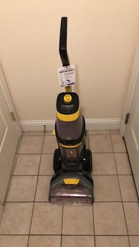 Used Bissell Proheat 2x Revolution Deep Clean Carpet Cleaner Comes