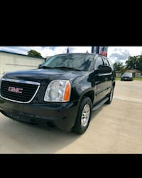 black GMC SUV Houston, 77042