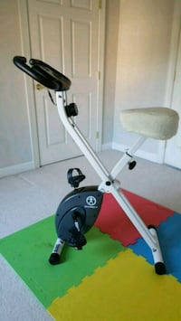 New Marcy Foldable Exercise bike  Springfield