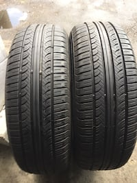 2 all season tires Yokohama Like new Don't 0217 Brampton, L6R 3M6