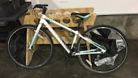 Cannondale Women's cross terrain bike