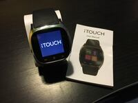 Black itouch smartwatch with box Fairfax, 22033