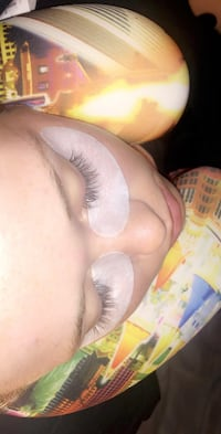 Eyelash extensions Collinsville