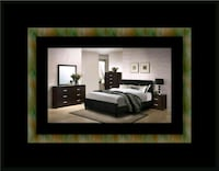 B630 11pc complete bedroom set with mattress Falls Church, 22041
