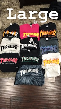 Thrasher Diamond and Grizzly Santa Ana, 92701
