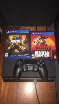 Ps4 Slim 1TB AND TWO GAMES Lincoln