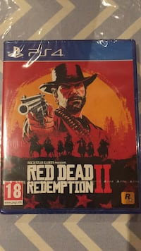 Red dead redemption II (PS4) 6243 km
