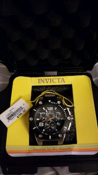 Invicta Watch New Castle, 19720