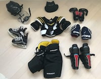 Junior Hockey Equipment full set Vaughan, L4J 0G1