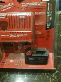 black and red Craftsman power tool Silver Spring, 20903