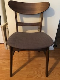 Moving sale 6 mid century dining chairs Germantown, 20874