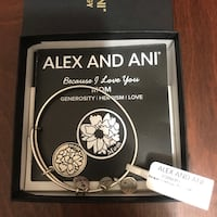 "Brand new with tags Alex and Ani ""mom"". Shelby Township, 48316"