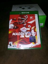 Madden 2k20, x40 headset, and controller Syracuse, 13208