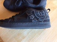 Women's sz 8 dc shoes worn once  Lacey, 98516