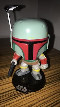 Funko pop orijinal Star Wars Boba Fett