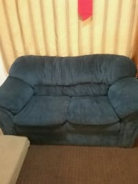 gray fabric 2-seat sofa Moncton, E1C 7P6