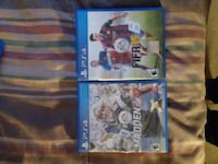 "PS4 ""Madden 17"" & ""FIFA 15"" Woodbridge, 22193"
